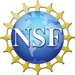 Logo for National Science Foundation