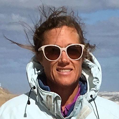 Photo of Britt Raubenheimer