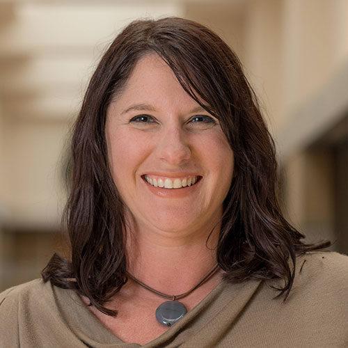 Photo of Tracy Kijewski-Correa
